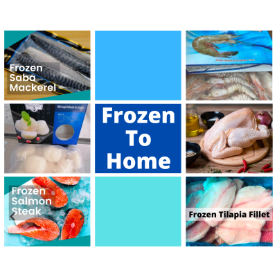 Frozen To Home