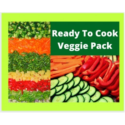 Ready To Cook Veggie Pack For Favourite Dishes