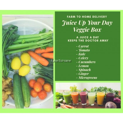 Juice Up Your Day