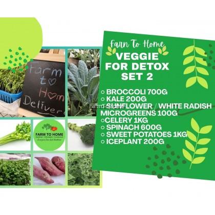 Veggie For Detox