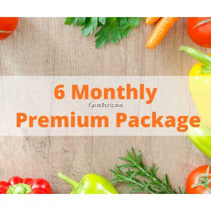6 Month Premium Box Subscription ( FREE RM1,000 Sentai Cash Voucher OR XTY Package worth RM1,680)